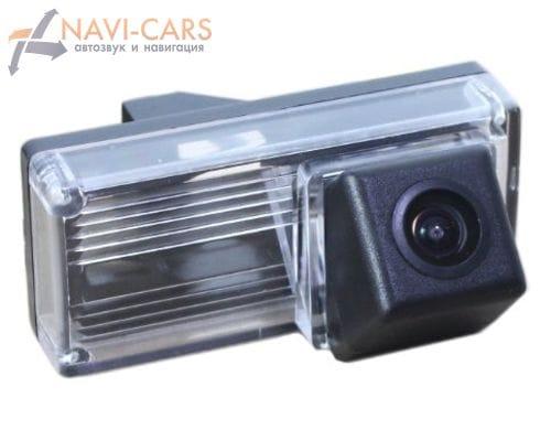 Камера заднего вида Toyota Prado 120 запаска внизу, Land Cruiser 100 (03-07), LC 200 (12+) (cam-004)