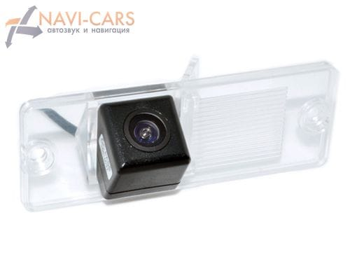 Камера заднего вида Mitsubishi Pajero 4, Pajero Sport (cam-103)