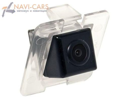 Камера заднего вида Mercedes GLK (X204) (cam-079)