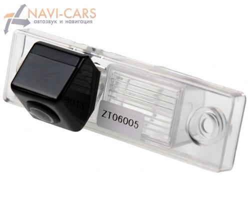 Камера заднего вида Chevrolet Aveo, Captiva, Cruze (08-15) седан, Epica, Orlando, Lacetti, Lanos, Spark (cam-044)