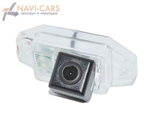 Камера заднего вида Toyota Prado 120 с запаской на двери (cam-007)