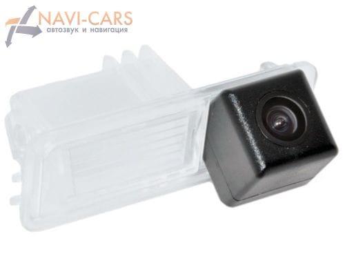 Камера заднего вида Volkswagen Golf 6/7, Scirocco, Amarok, Polo, Passat B7 (cam-054)
