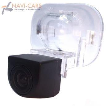 Камера заднего вида Hyundai Solaris седан, KIA Cerato (09-12), Venga (10+) (cam-017)