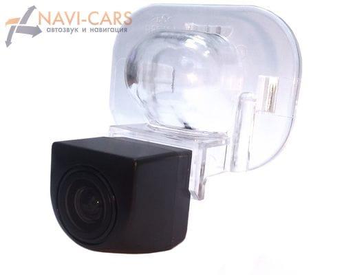Камера заднего вида Hyundai Solaris седан | KIA Cerato (09-12), Venga (10+) (cam-017)