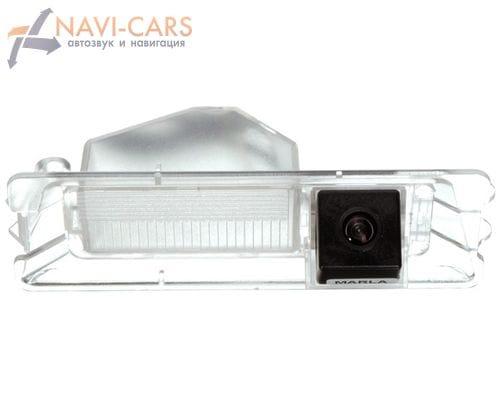 Камера заднего вида Renault Logan, Sandero | Nissan Micra, March (cam-111)