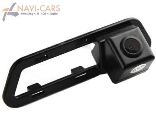 Камера заднего вида Nissan Tiida (cam-045)