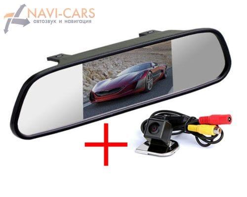 Зеркало c камерой заднего вида Ford Focus 3, Mondeo, S-MAX, Fiesta
