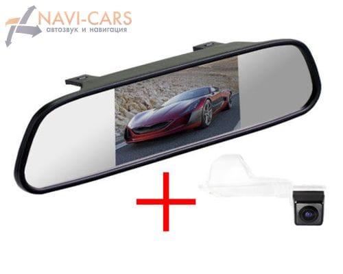Зеркало c камерой заднего вида Ford Edge, Escape, Maverick