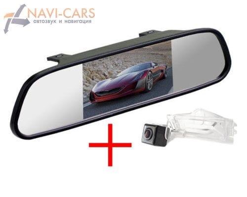 Зеркало c камерой заднего вида Dodge Caliber, Grand Caravan 5