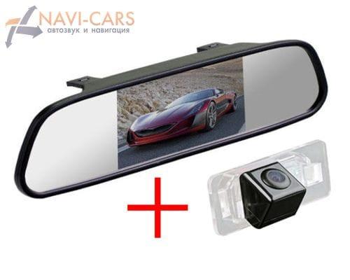 Зеркало c камерой заднего вида BMW 3, 5, X5, X6