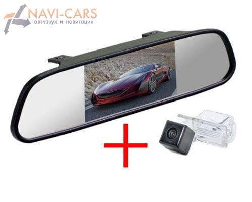 Зеркало c камерой заднего вида Geely Emgrand EC7 седан